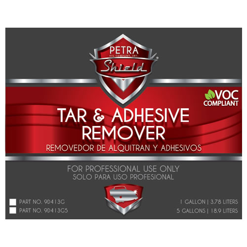 Tar and Adhesive Remover