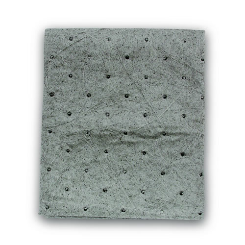 Universal Spill Absorbent Dimpled Pad